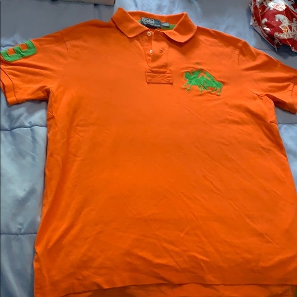 Polo by Ralph Lauren Other - Polo Ralph Lauren polo shirt custom fit. Large